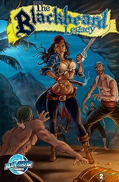 The Blackbeard Legacy Vol. 2 #2