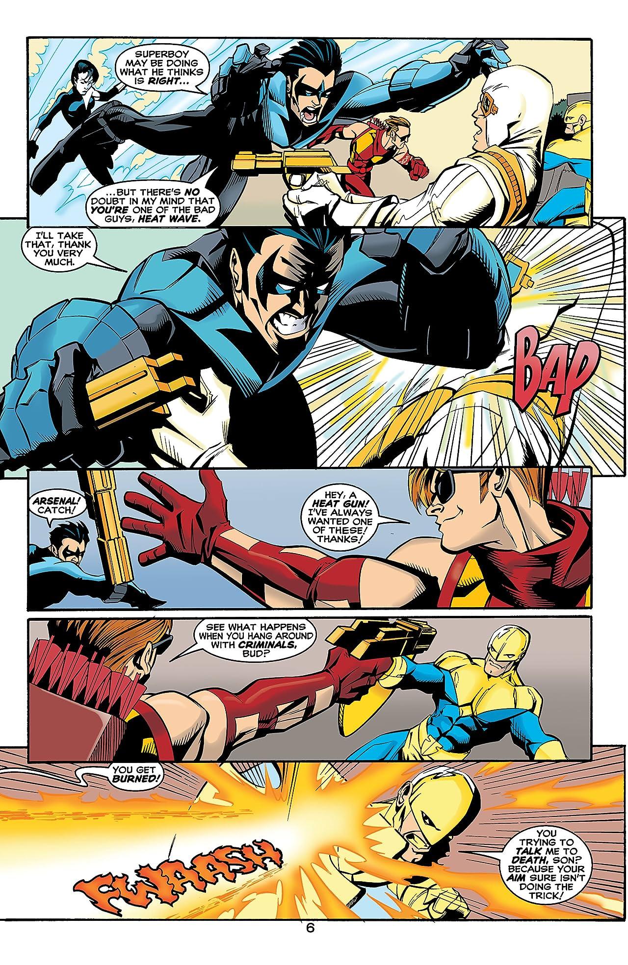 Superboy (1994-2002) #81