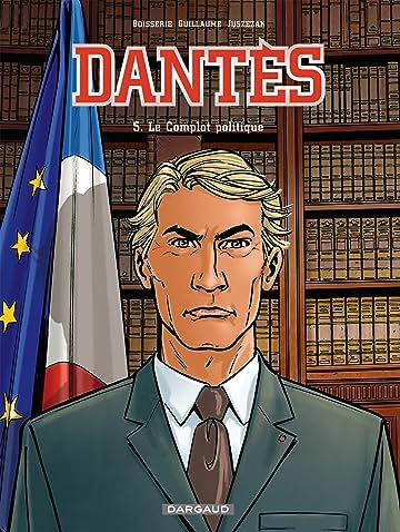 Dantès Vol. 5: Le complot politique