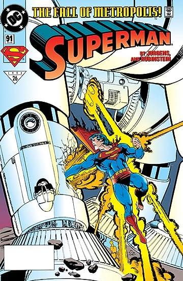 Superman (1987-2006) #91