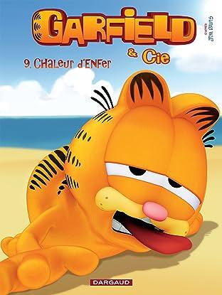 Garfield et Cie Vol. 9: Chaleur d'enfer
