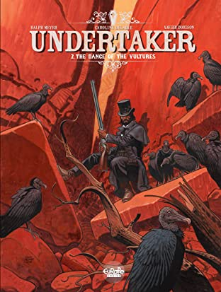 Undertaker Tome 2: The Dance of the Vultures