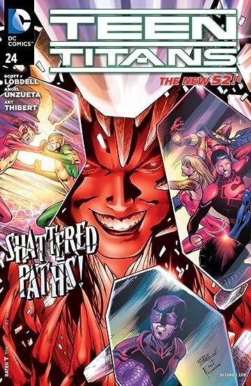 Teen Titans (2011-2014) #24