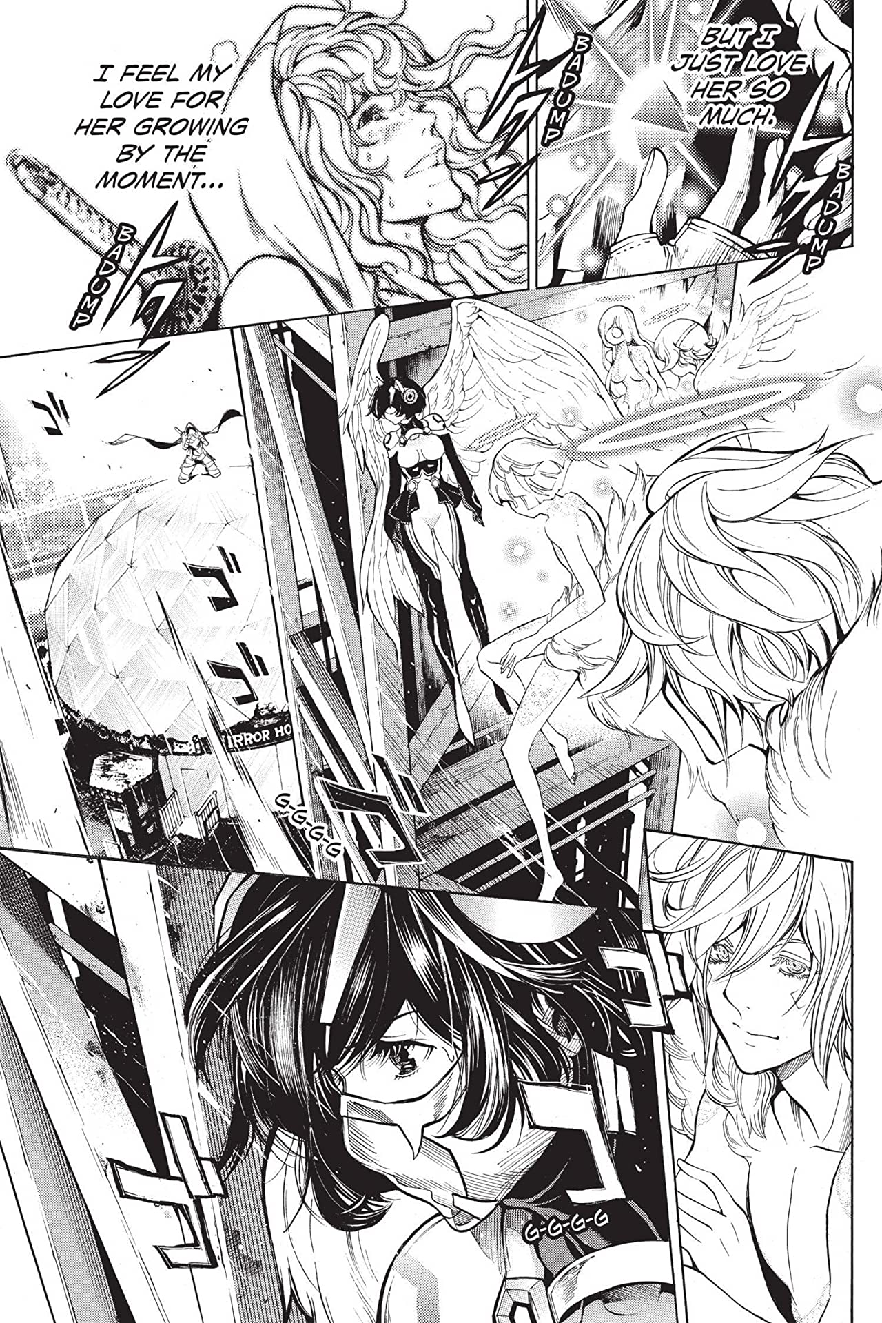 Platinum End: Chapter 17