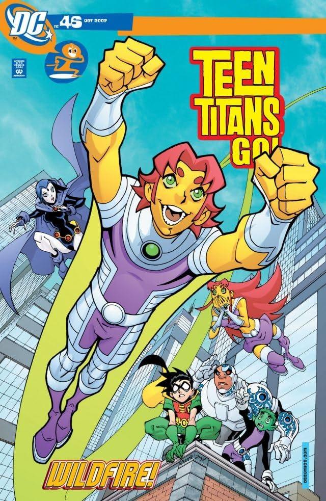 Teen Titans Go! (2004-2008) #46