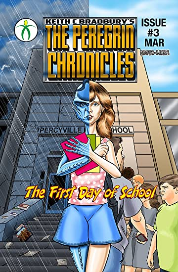 Keith C Bradbury's The Peregrin Chronicles #3