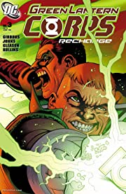 Green Lantern Corps: Recharge No.3 (sur 5)