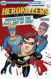 Project Superpowers: Hero Killers #1