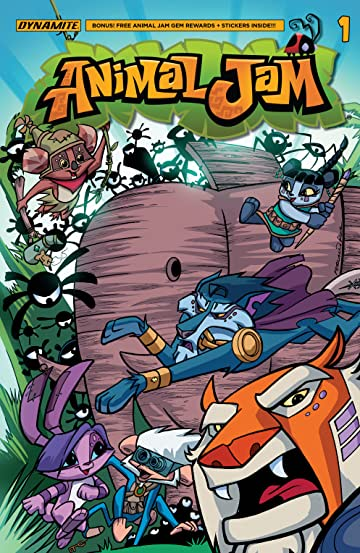 Image of: Wiki Animal Jam 1 Instructables Animal Jam 1 Comics By Comixology