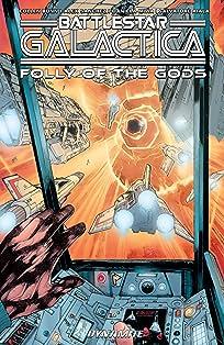 Classic Battlestar Galactica: Folly Of The Gods