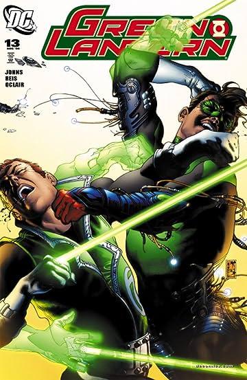 Green Lantern (2005-2011) #13