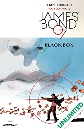 James Bond: Black Box (2017) #3 (of 6)