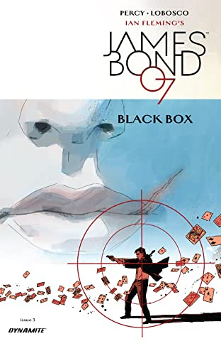 James Bond: Black Box (2017) No.3 (sur 6)