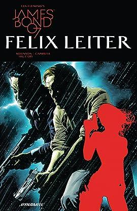James Bond: Felix Leiter (2017) #5 (of 6)