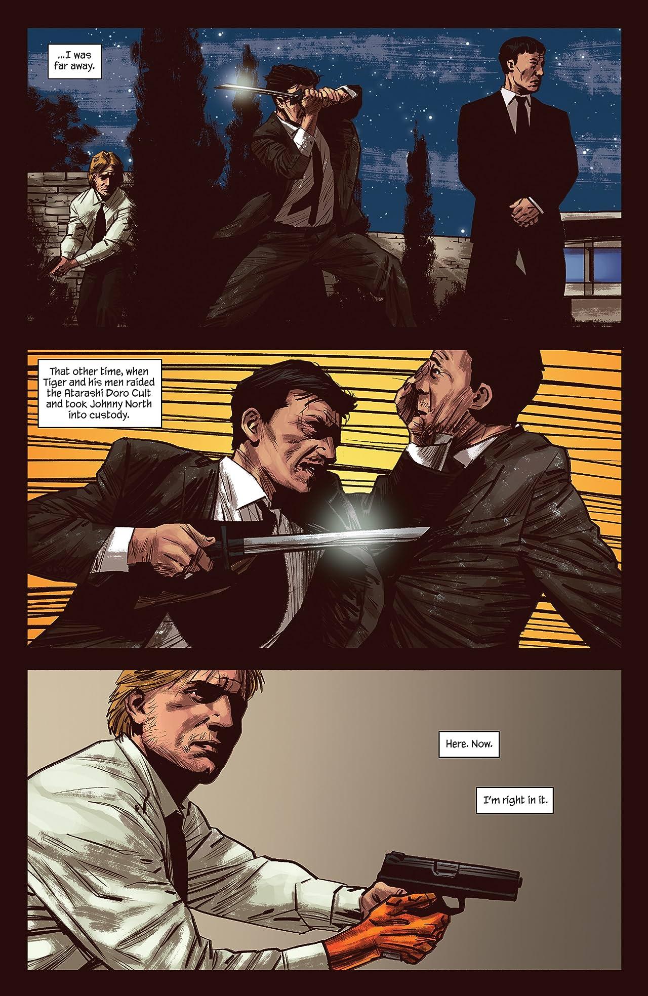 James Bond: Felix Leiter #5