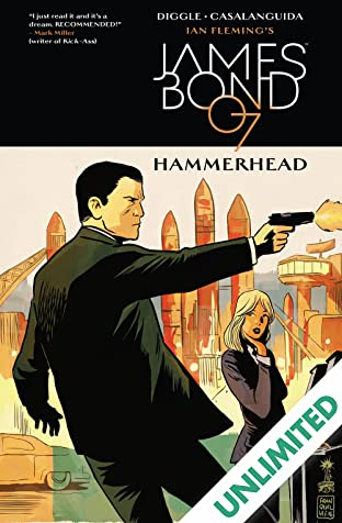 James Bond (2016-2017): Hammerhead Vol. 1