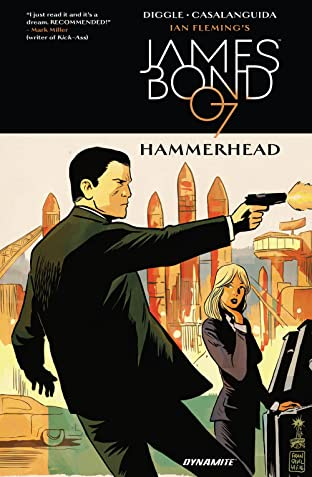 James Bond: Hammerhead (2016-2017) Tome 1