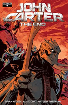 John Carter: The End #4