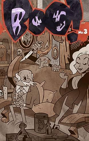 BOO! Halloween Stories #3