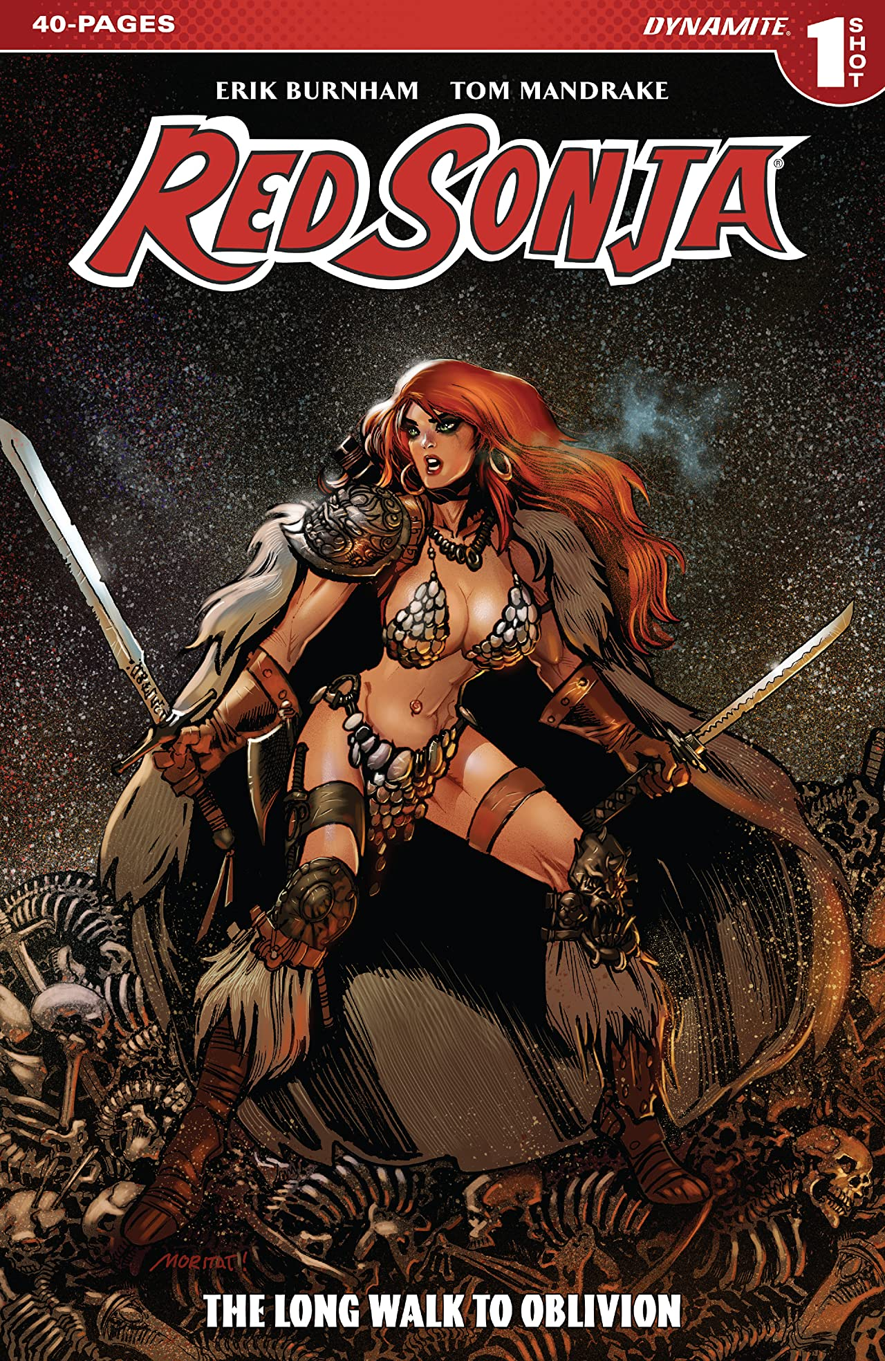 Red Sonja: The Long Walk To Oblivion
