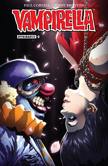 Vampirella (2017) #3