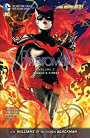 Batwoman (2011-2015) Vol. 3: World's Finest