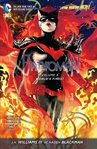 Batwoman (2011-2015) Tome 3: World's Finest
