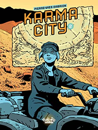 Karma City Tome 2
