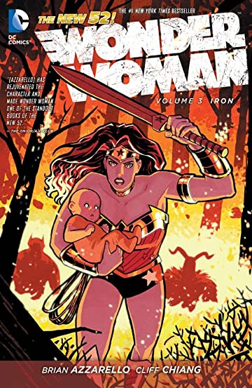 Wonder Woman (2011-2016) Vol. 3: Iron