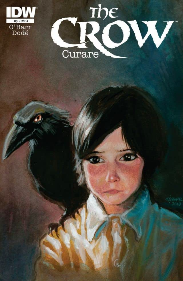 The Crow: Curare #3 (of 3)