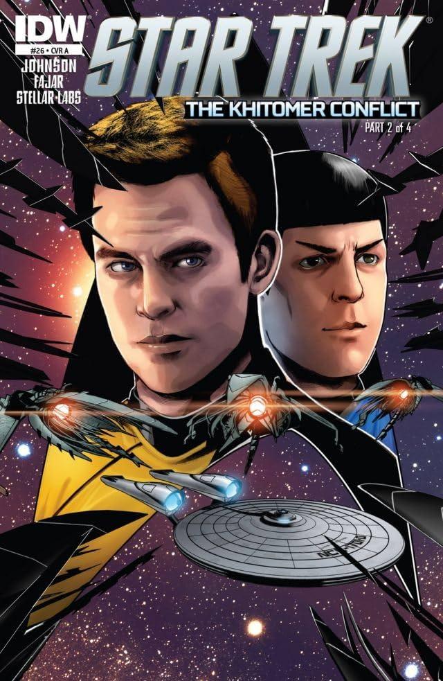 Star Trek (2011-) #26