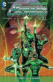 Green Lantern (2011-2016) Vol. 3: The End
