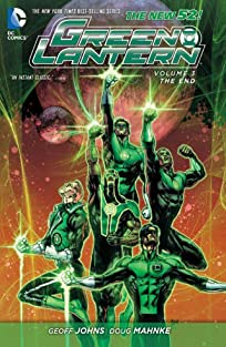 Green Lantern (2011-2016) Vol. 3: The End