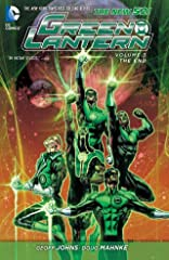 Green Lantern (2011-) Vol. 3: The End