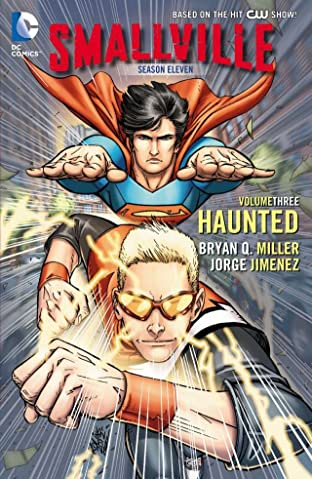 Smallville Season 11 39 Comics By Comixology