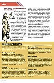 CBLDF Defender Vol. 2 #1