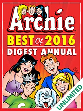 Archie: Best of 2016 Digest Annual