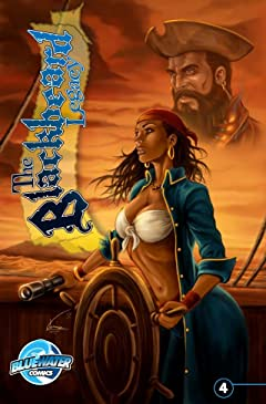 The Blackbeard Legacy Vol. 2 #4
