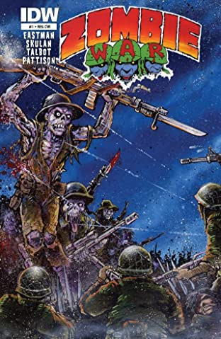 Zombie War #1 (of 2)