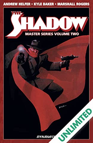 The Shadow Master Series Vol. 2