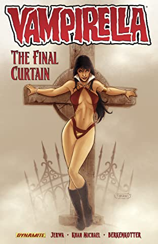 Vampirella Vol. 6: The Final Curtain