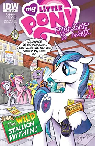 My Little Pony: Friendship Is Magic No.12