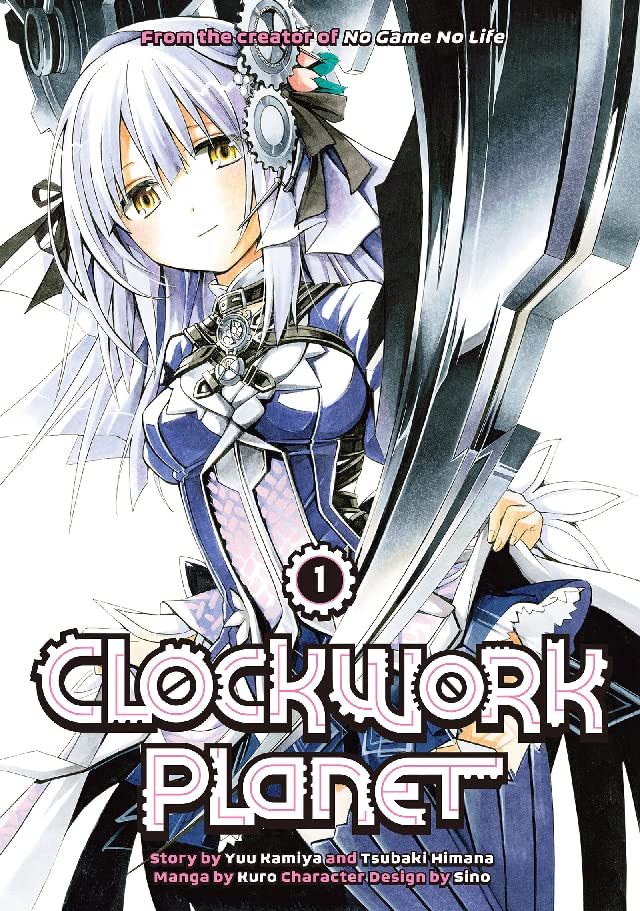 Clockwork Planet Vol. 1