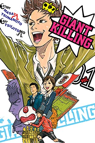 Giant Killing Vol. 1