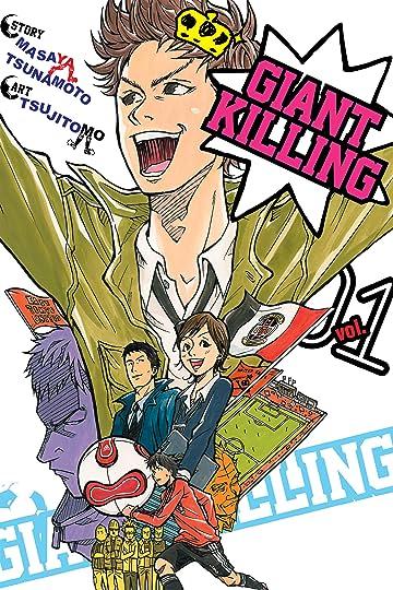 Giant Killing Vol. 1