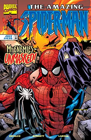 Amazing Spider-Man (1963-1998) #436