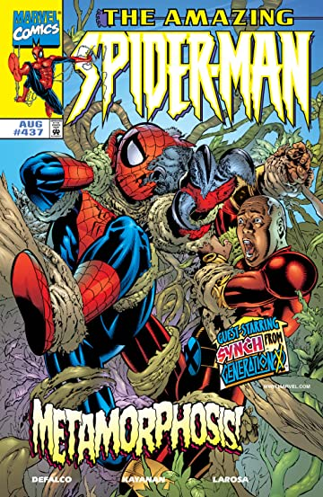 Amazing Spider-Man (1963-1998) #437