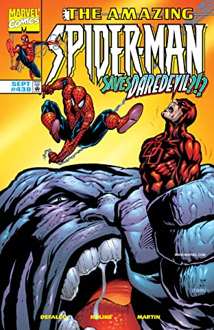 Amazing Spider-Man (1963-1998) #438