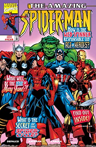 Amazing Spider-Man (1963-1998) #439