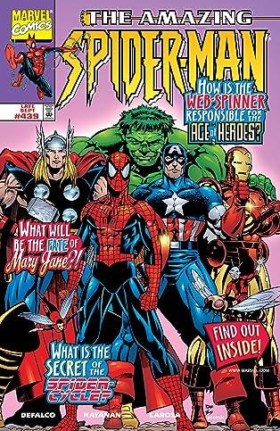 Amazing Spider-Man (1963-1998) #439